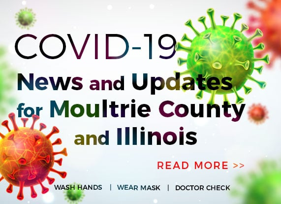 COVID-19 News and Updates for Moultrie County and Illinois