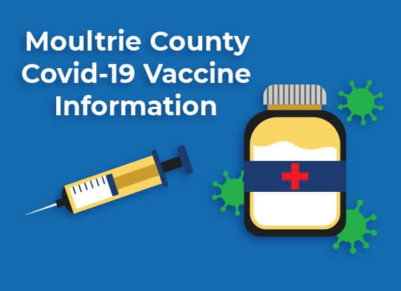 Moultrie County COVID-19 Vaccination Information